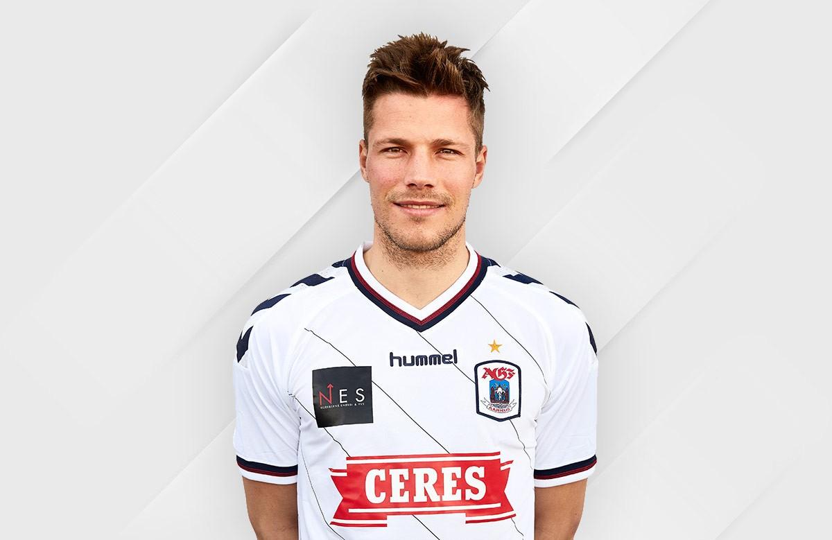 Stephan Petersen skifter AGF ud med Silkeborg til sommer