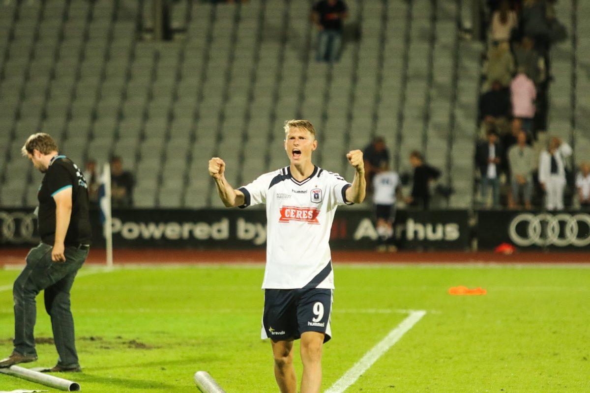 Junker dobbelt målscorer for U21-landsholdet