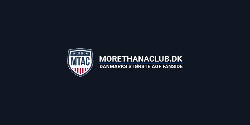 1248710fd74 Morethanaclub.dk - Danmarks Største AGF Fanside