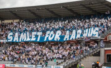 Samlet for Aarhus/Fans
